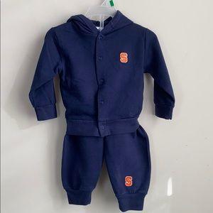 Creative knitwear baby boy sweatsuit Syracuse 12m